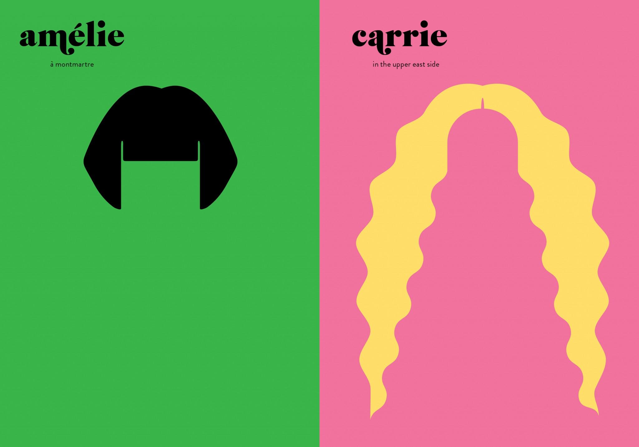 ParisVsNewYork-Amelie Carrie