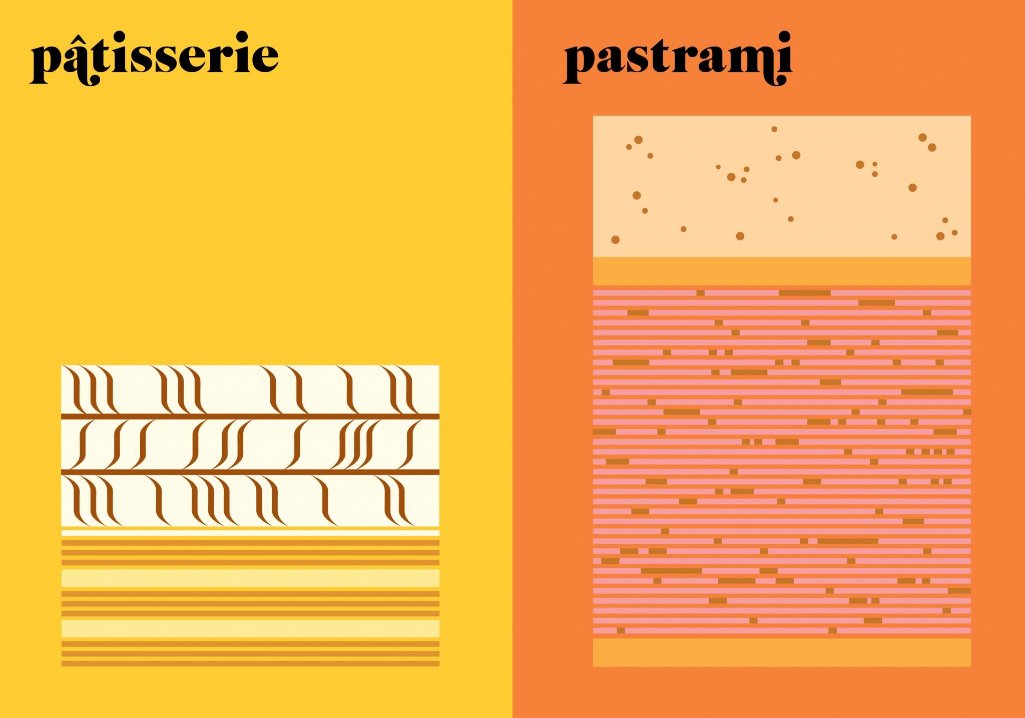 ParisVsNewYork-Patisserie Pastrami