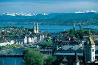 La città dell'arte nel cuore della Svizzera