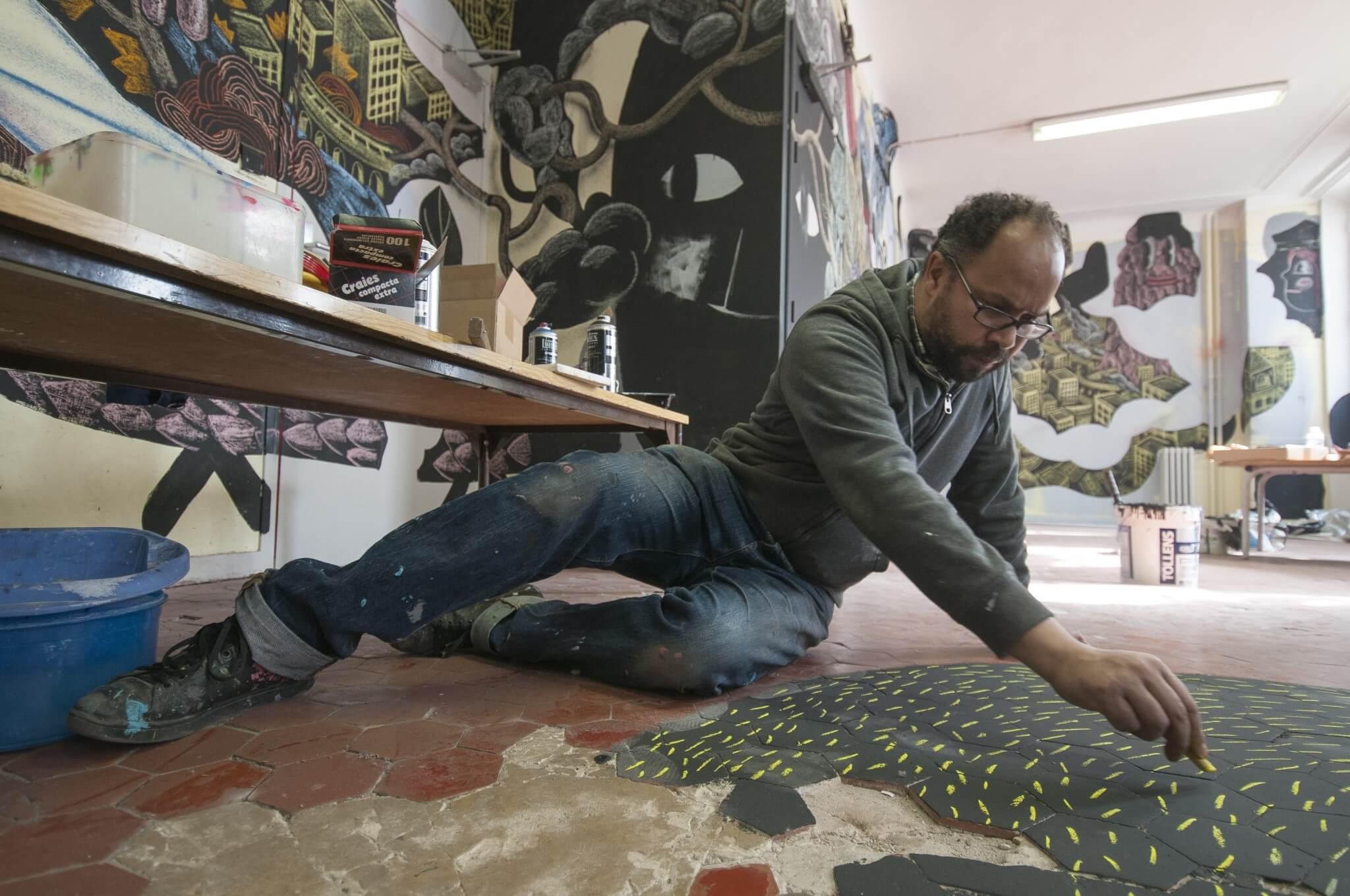 Work in progress - Gilbert Petit