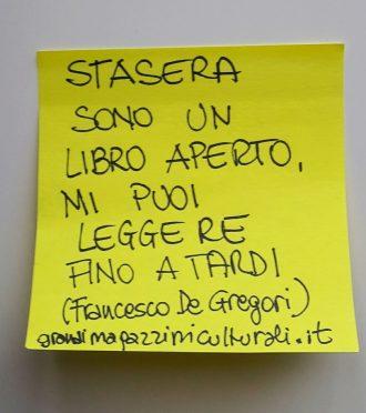 Francesco De Gregori: cantavo De André <br/> e ascoltavo Bob Dylan