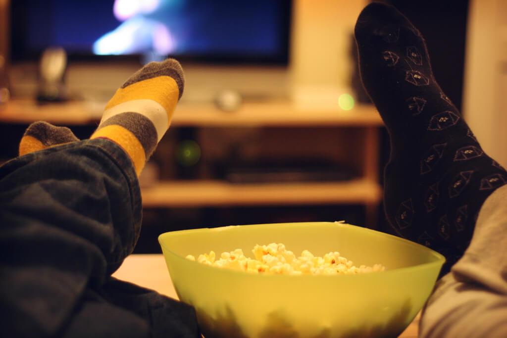 Keep Calm: puoi sempre guardarti un film