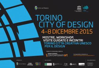 Il design abita a Torino