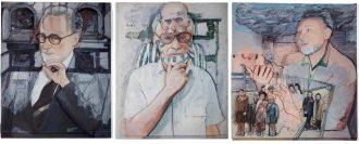 I ritratti che Larry Rivers dedicò alla memoria di Primo Levi