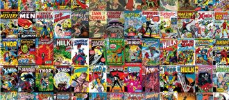 10 Sfumature di Comics