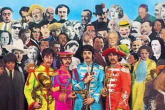 Chiedi chi erano i Beatles. La copertina di Sgt. Pepper's vi risponderà…