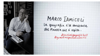 Marco Iamiceli<br>Geografia, per conoscere meglio<br>noi e gli altri