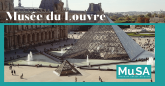 Musée du Louvre. <br> Una strategia digitale per tutti i musei