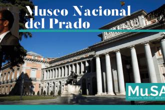 Museo Nacional del Prado. <br> La digitalizzazione è l'unica via
