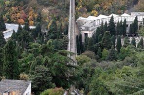 Genova &#8220;meravigliosa&#8221; <br> e il suo vecchio acquedotto