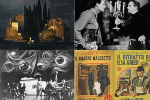 Mario Gerosa <br> ci racconta l'Art Thriller