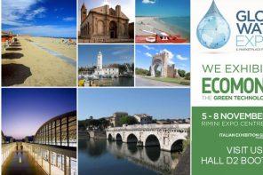 Global Water Expo. <br> L'economia circolare alla prova dell'acqua