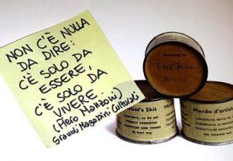 PIERO MANZONI A PALAZZO REALE
