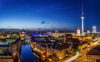 Berlino tra passato e futuro