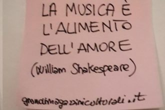 Suonala ancora Shakespeare