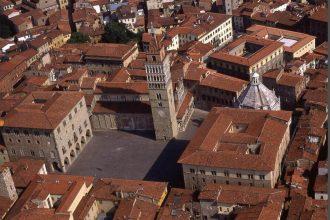 Congratulazioni a Pistoia, Capitale Italiana della Cultura 2017