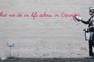 Ecco chi è Banksy. Forse.