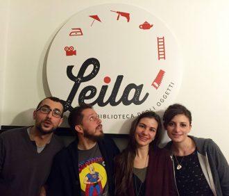 A Bologna apre Leila.<br/>Viva la sharing revolution!