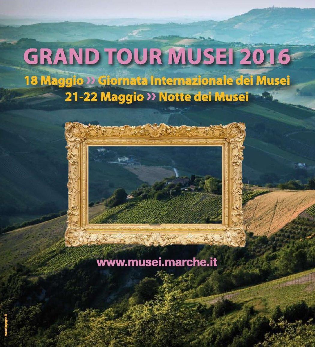 Il Grand Tour della Notte dei Musei marchigiani