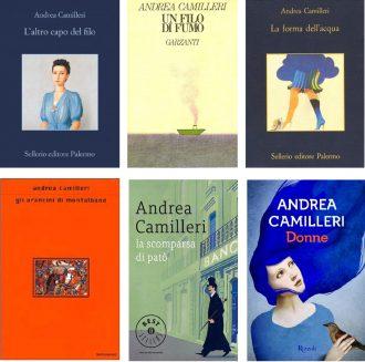 Andrea Camilleri «compie» cento libri