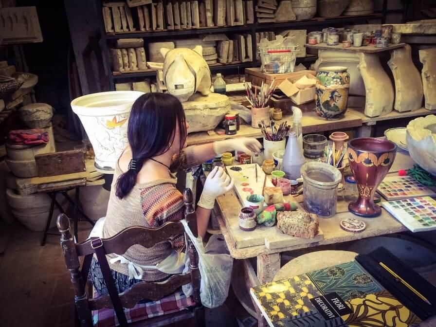 Viaggio alla scoperta delle nuove strade della ceramica