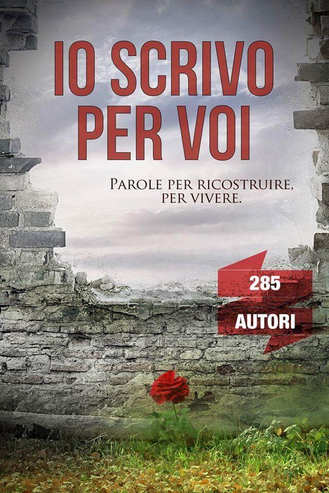 #ioscrivopervoi: più di 2000 pagine per la ricostruzione