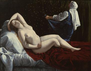 """A Roma, Artemisia Gentileschi """"racconta"""" il Seicento"""