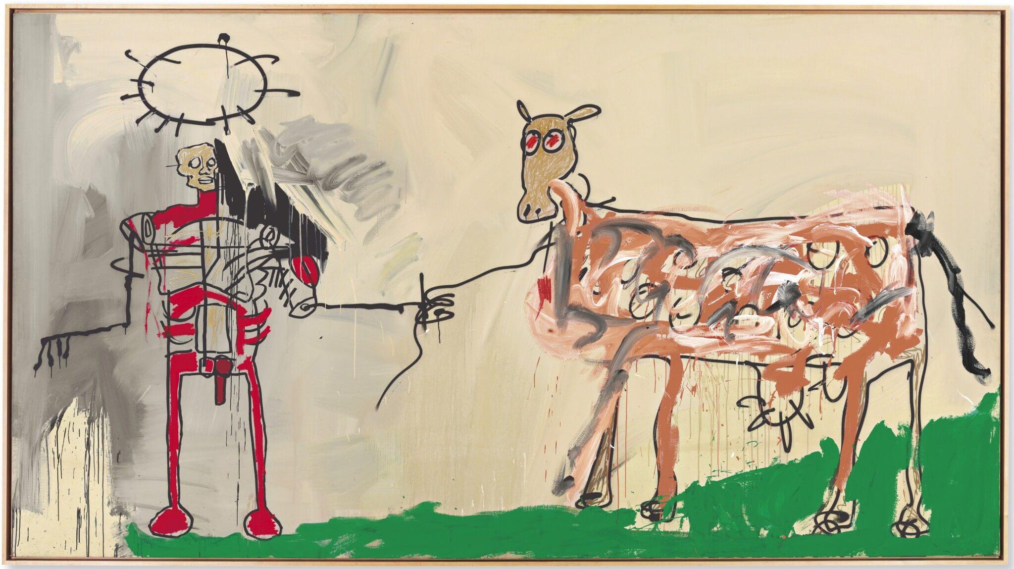 "Jean-Michel Basquiat al MUDEC. Tutte le lingue dell'artista ""analfabeta"""