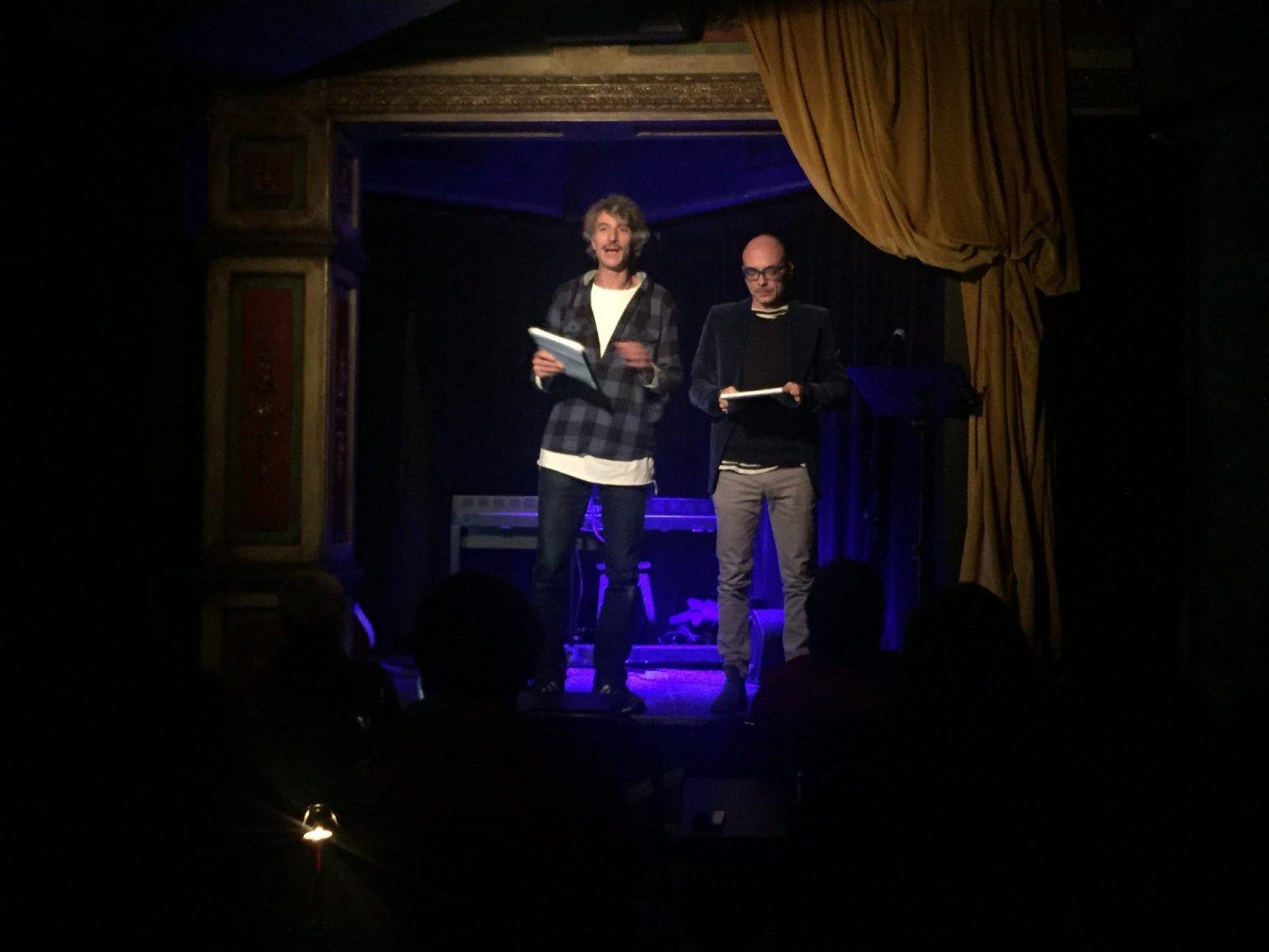 Storione: a Genova l'appuntamento con lo storytelling urbano