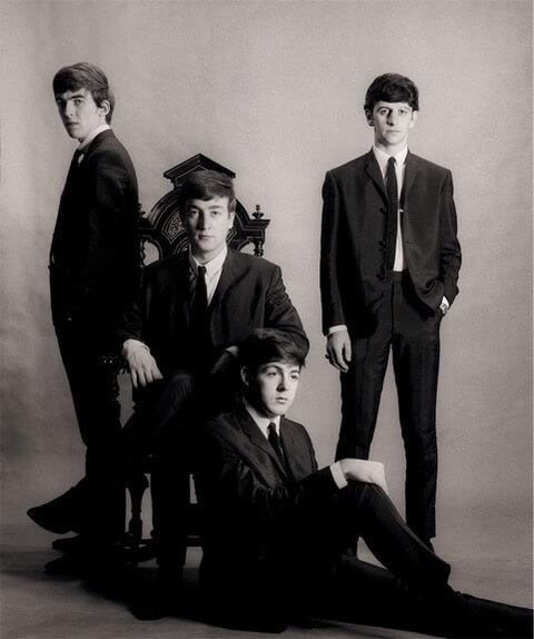 Astrid Kirchherr la ragazza fotografa che amava i Beatles e il rock and roll