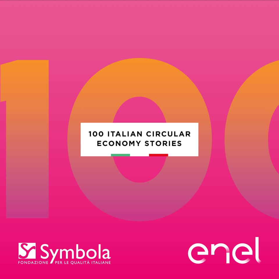 ECCO 100 STORIE DI ECONOMIA CIRCOLARE<br> CHE PARLANO ITALIANO