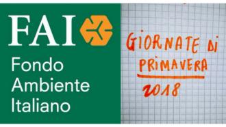 """VOCE DEL VERBO """"FAI""""<br>GIORNATE DI PRIMAVERA 2018"""