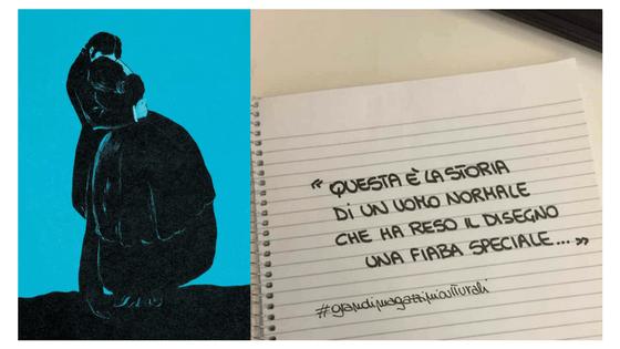 Federico Seneca<br>papà perugina