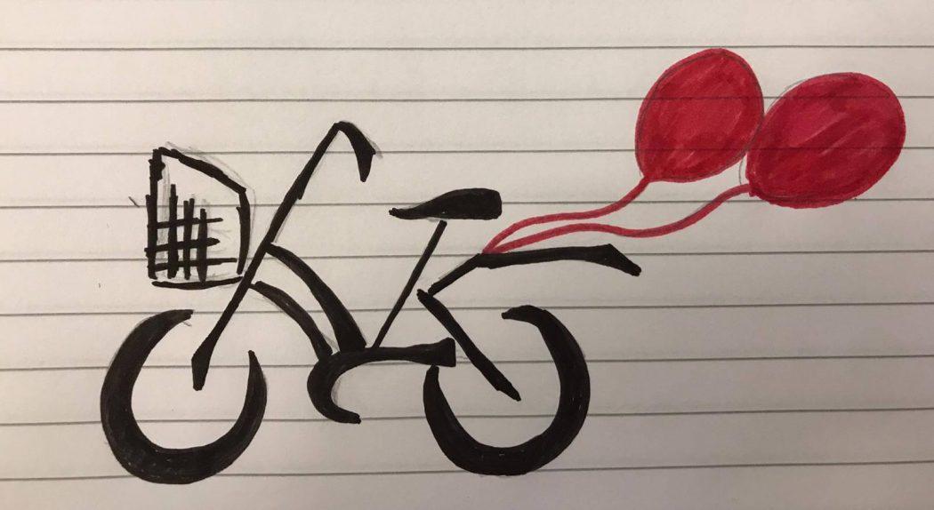 L'hai voluta la bicicletta? <br>Allora pedala! <br>Ma senza fretta
