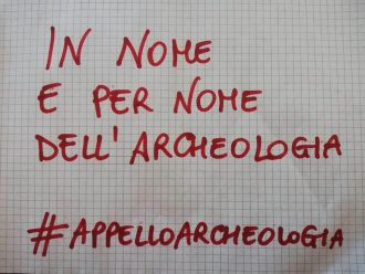 L'archeologia <br> fatta dagli archeologi