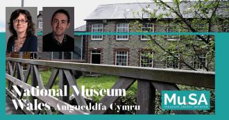 National Museum Wales. <br> Raccogliere il presente per capire il passato