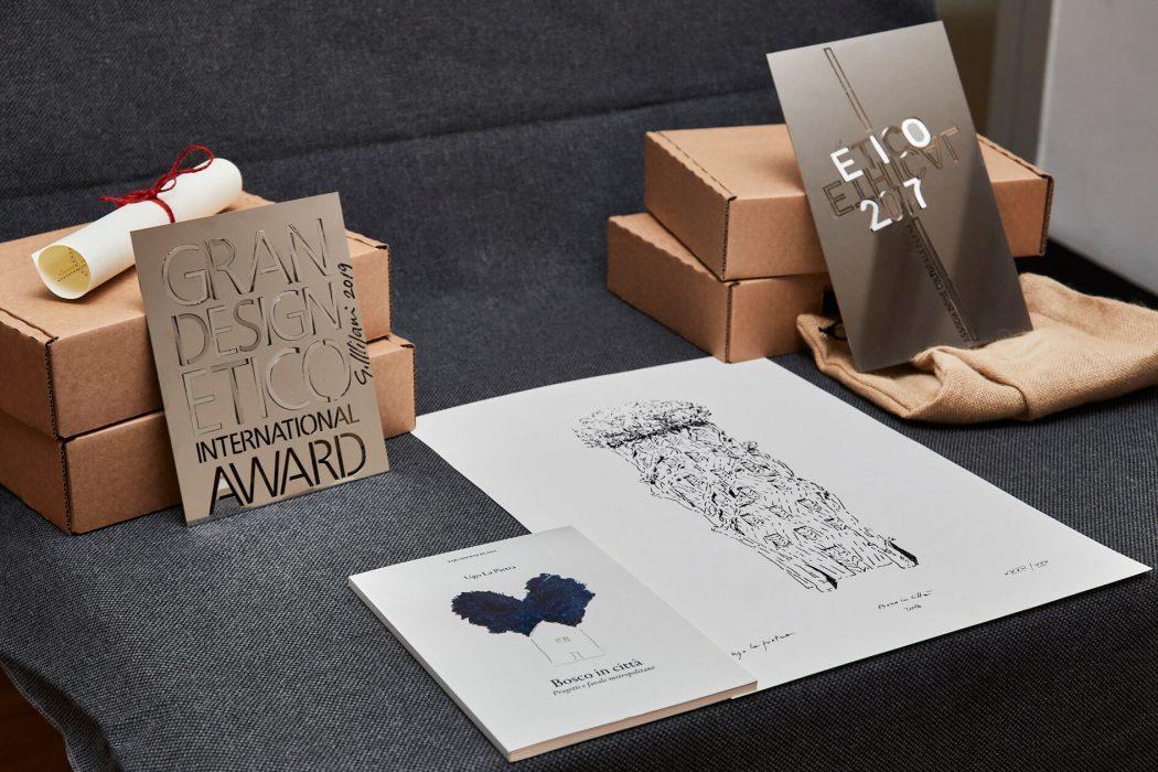 """Ethical Food Design. <br> etica, rispetto e responsabilità <br> diventano """"premio"""""""