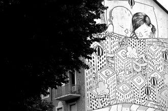 di cosa parliamo quando parliamo di street art.<br> indagine su un'arte<br> da sempre sotto sospetto