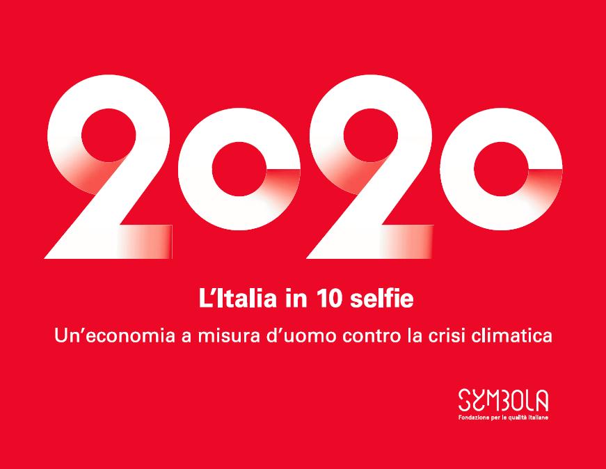 Italia in 10 selfie 2020