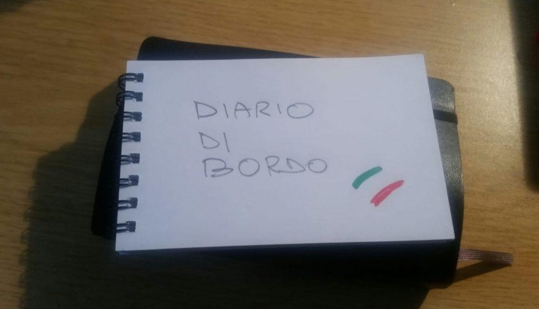 #diariodibordo