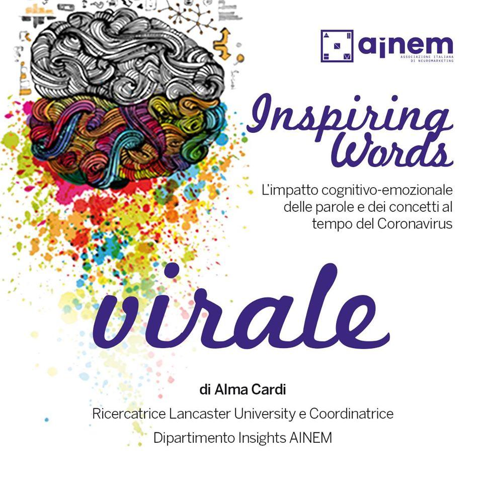 Inspiring Words. 13-19 aprile