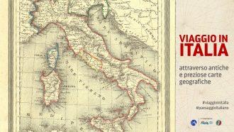 MIBACT – Touring Club: un racconto del Belpaese attraverso le carte geografiche