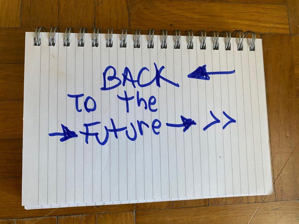 Back to the future: 44 idee per tornare nel futuro