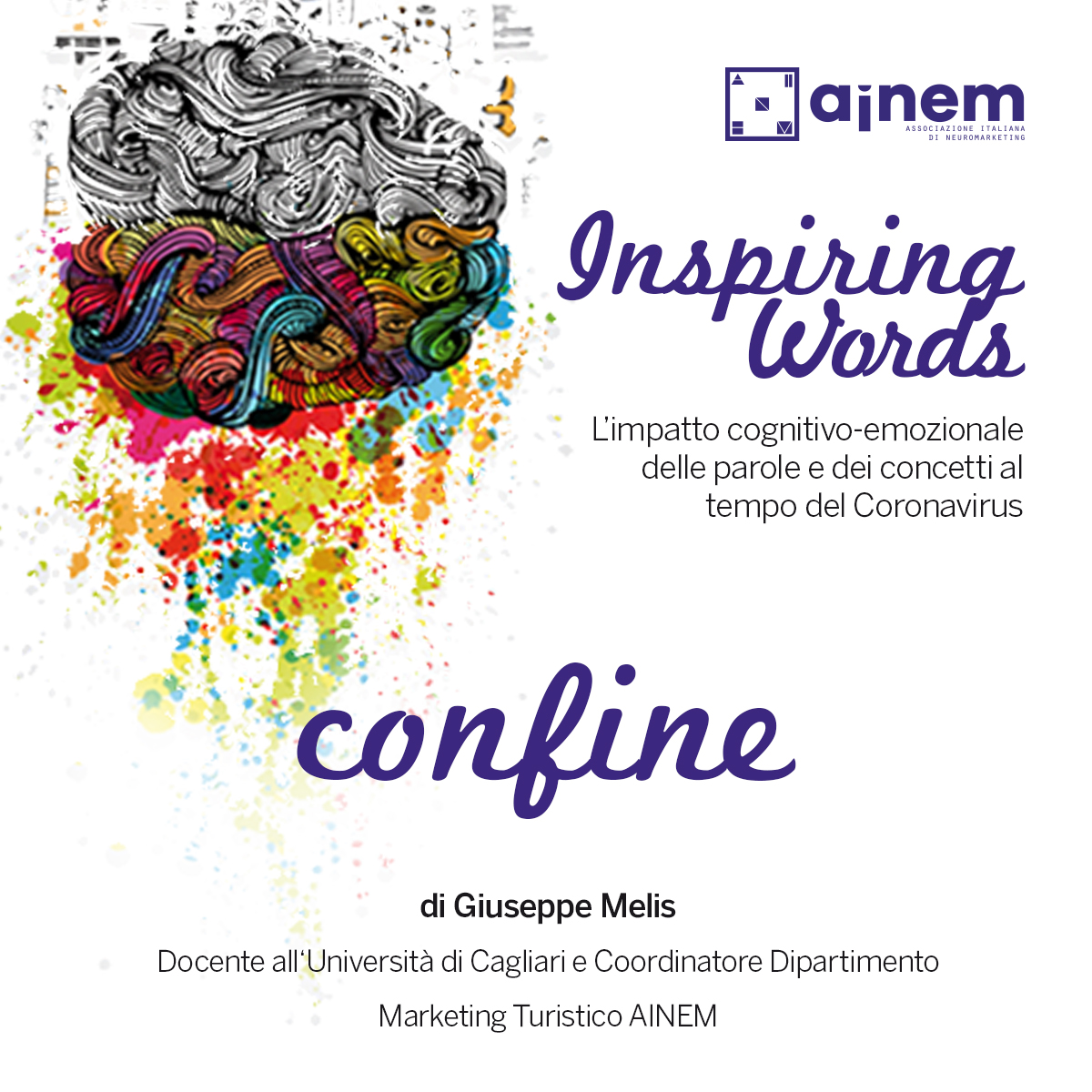 Inspiring Words. 6-12 aprile