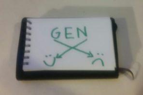 I Media e la Generazione X. Il racconto del declino di un destino comune