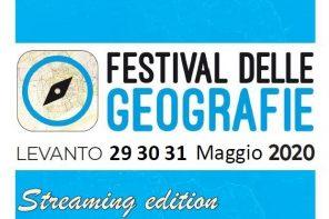 Festival delle Geografie 2020. Per la prima volta in streaming