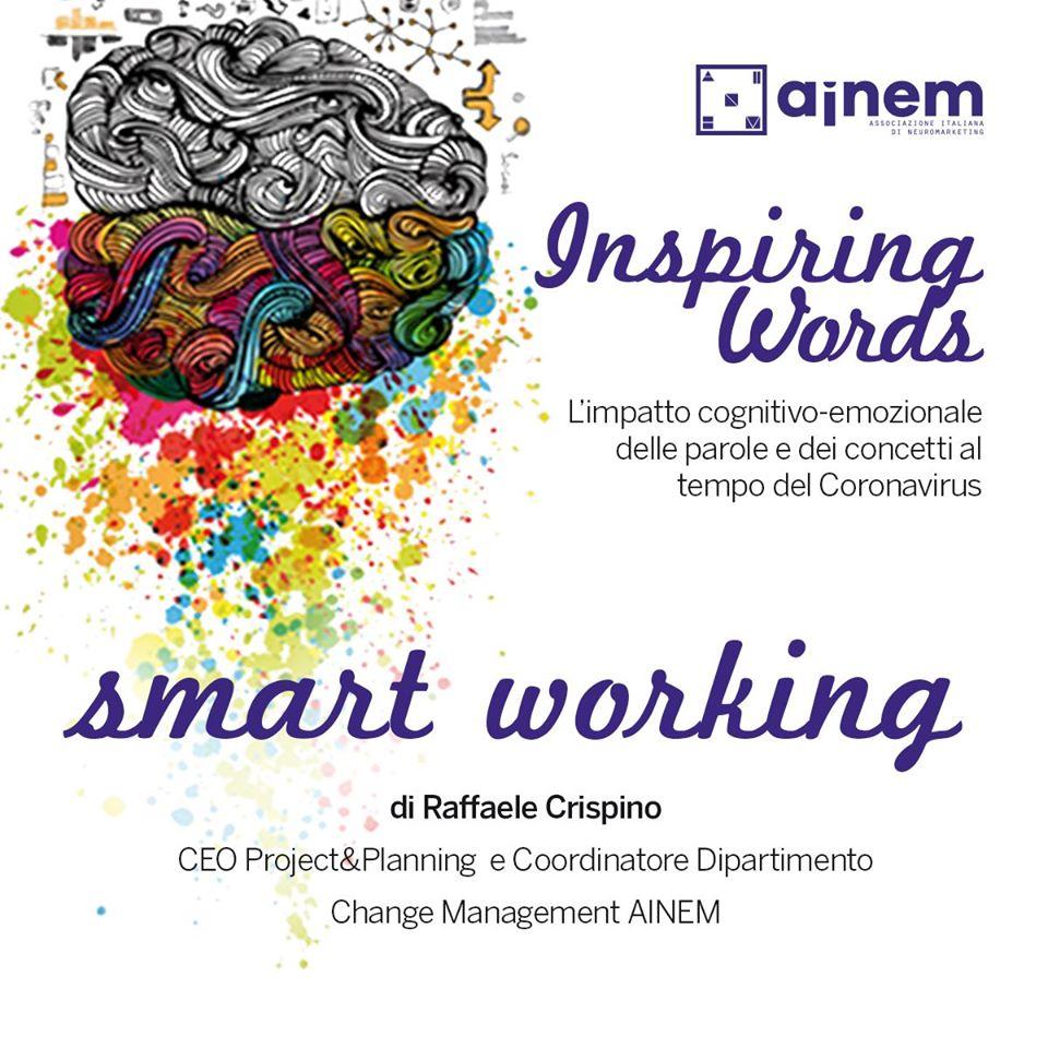 Inspiring Words. 20 - 26 aprile
