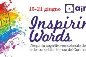 Inspiring Words. 15 – 21 giugno
