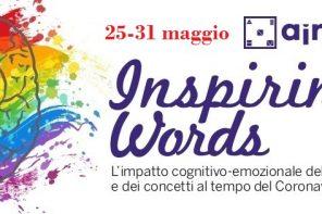 Inspiring Words. 25 – 31 maggio