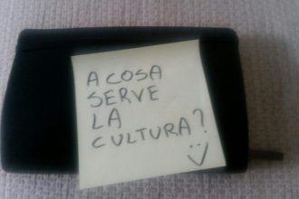 A cosa serve la cultura?